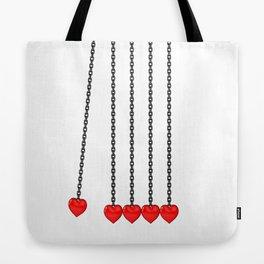Perpetual Heart Tote Bag