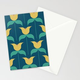 Adelaide Modern Holland in Blue - Stationery Cards