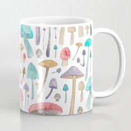 Toadstools and Mushrooms Coffee Mug