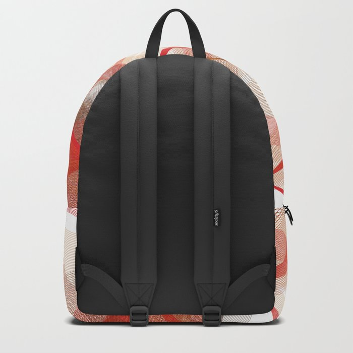 abstract fall Backpack