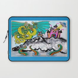 heart attack Laptop Sleeve
