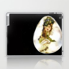 Girl dragon Laptop & iPad Skin