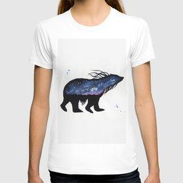 Milky Way Bear T-shirt