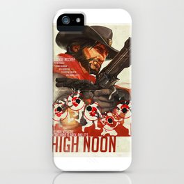 High Noon iPhone Case