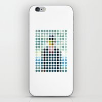 magritte iPhone & iPod Skins featuring Rene Magritte by Gary Andrew Clarke