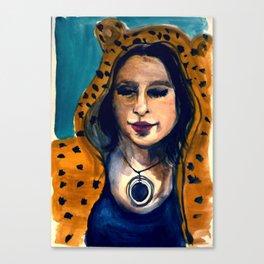 Irmoncinha Canvas Print