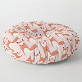 Foxy - Cute Fox Floor Pillow