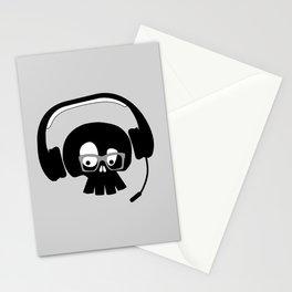 Skull (aka Spec's) Gamme Stationery Cards