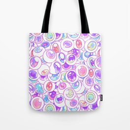 Kawaii Balls Tote Bag
