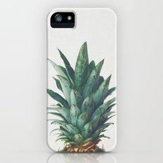 Pineapple Top iPhone SE Slim Case