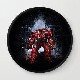 HulkBluster Wall Clock