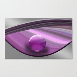 Lilac Ball  Canvas Print