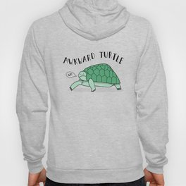 Awkward Turtle Hoody