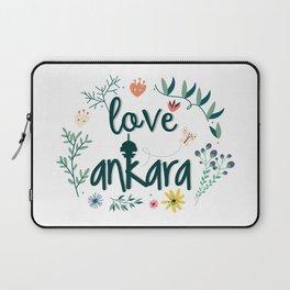 I love Ankara Laptop Sleeve
