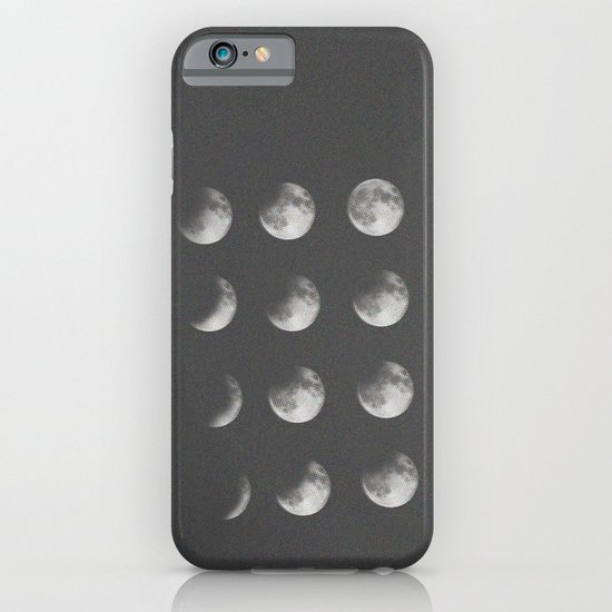phases of the moon iPhone & iPod Case