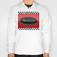 american Hoodies featuring American by politics