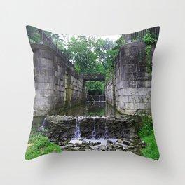 Legendary Fusion Throw Pillow