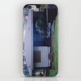 Abandoned House I iPhone Skin