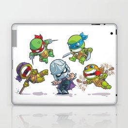 TMNT Cartoon Style Laptop & iPad Skin