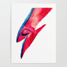 Bowie StarDust Poster