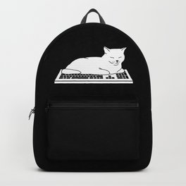 No Work Cat Backpack