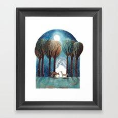 Family I Framed Art Print