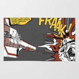 FRAAK! Rug
