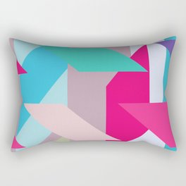Abstracts colors Nr.1 Rectangular Pillow