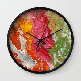 Creation I Wall Clock