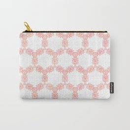 Rose and Thistle Carry-All Pouch