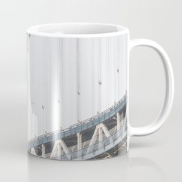 Manhattan Bridge - NYC Photography Coffee Mug