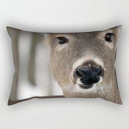 Chevreuil 002 Rectangular Pillow