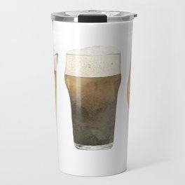 The Three Beers Travel Mug