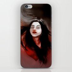 Blind love/I'll pull out my heart iPhone & iPod Skin