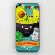 Guacamole iPhone & iPod Skin