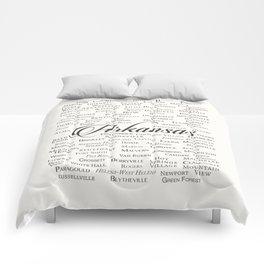 Arkansas Comforters