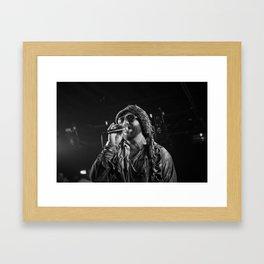 Bam Margera - Jackass  Framed Art Print