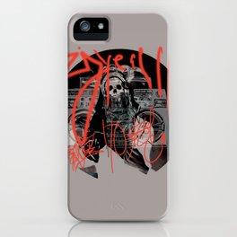 Ghetto Blaster Guadalupe iPhone Case
