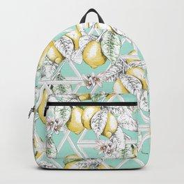 If Life Gives You Lemons, Make Lemonade (Mint) Backpack