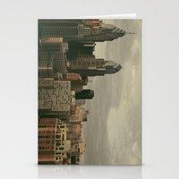 philadelphia Stationery Cards featuring Philadelphia by Katie Leva