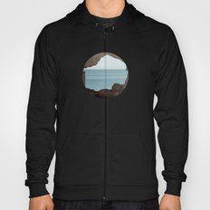 window to sea Hoody