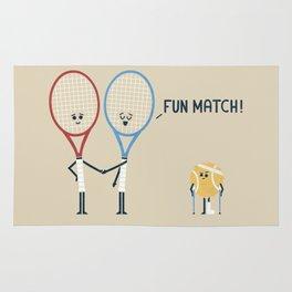 Fun Match Rug