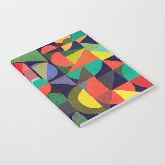 Color Blocks Notebook