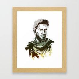 NEW Uncharted 3 Framed Art Print