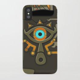 Zelda Sheikah Slate iPhone Case