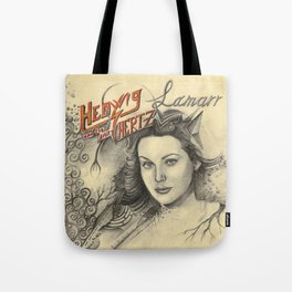 Hedwig and the angry Hertz Tote Bag