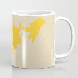 Safron Spice Moods India Coffee Mug