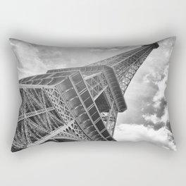 Eiffel Tower in Paris, France Rectangular Pillow