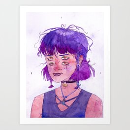 Naashi Art Print