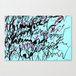 champagne Canvas Print